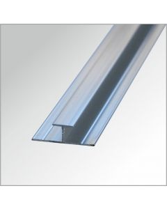 Verbindungsprofil Aluminium glänzend 2,60 m