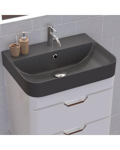 Oceanus washbasin with base cabinet
