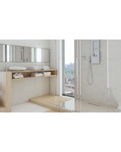 Pergamon Marmor, glänzend, 2600 mm x 1000 mm x 10 mm